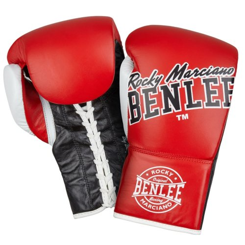 BENLEE Rocky Marciano Boxing Gloves Big Bang Red
