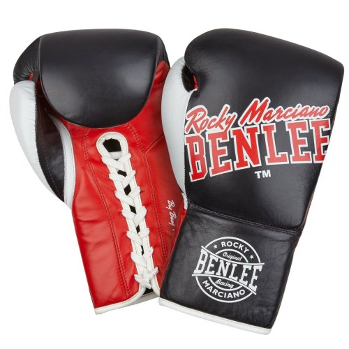 BENLEE Rocky Marciano Boxing Gloves Big Bang Black