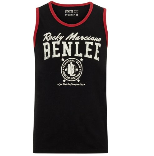 BENLEE Rocky Marciano Tank Top Pittsfield