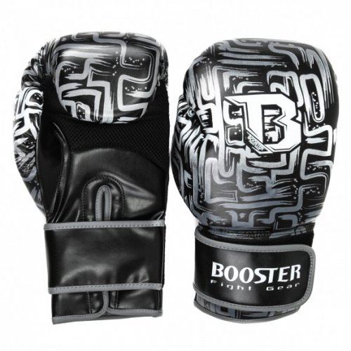 Booster Fightgear Boxing Gloves BT Labyrint Black