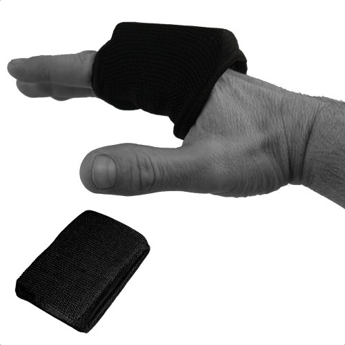 Dynamix Athletics Gel Knuckle Guards EVO Knöchelschutz - Schwarz