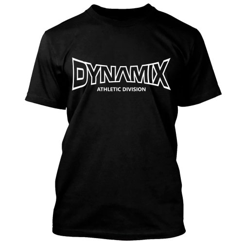 Dynamix Athletics T-Shirt Athletic Division - Schwarz