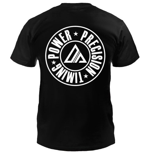 Dynamix Athletics T-Shirt PPT - Schwarz