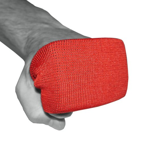 Dynamix Athletics Gel Knuckle Guards Knöchelschutz - Rot