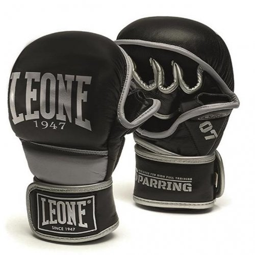 Leone 1947 MMA Sparring Gloves - Black