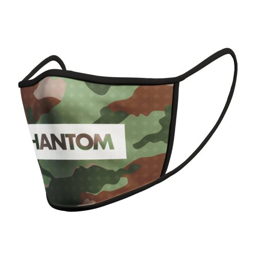 Phantom Athletics Gesichtsmaske Camo