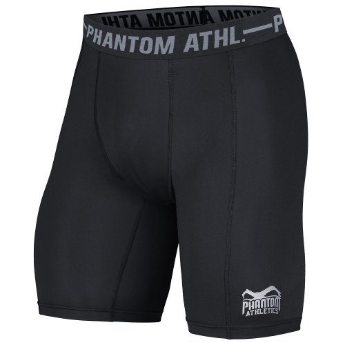Phantom Athletics Compression Shorts Vector - Schwarz