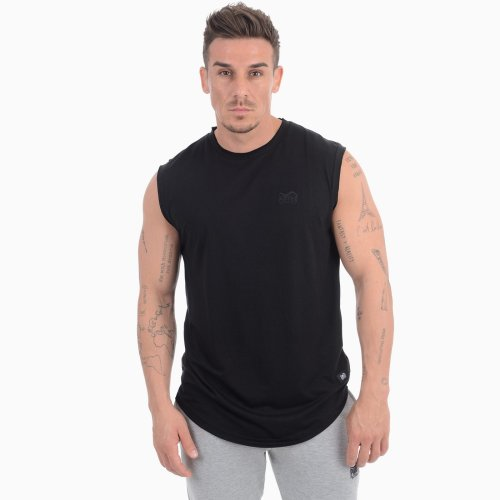 Phantom Athletics Tank Top Sonic - Schwarz