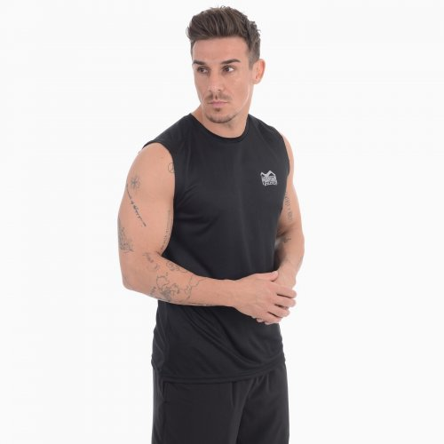 Phantom Athletics Tank Top Tactic - Schwarz