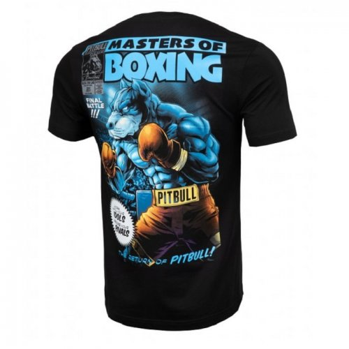Pit Bull West Coast T-Shirt Master of Boxing