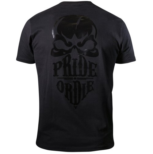 Pride or Die T-Shirt Reckless Full Black