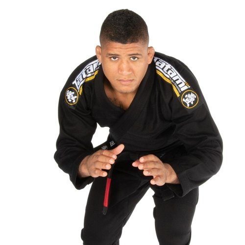 Tatami Fightwear BJJ Gi Nova Absolute Black