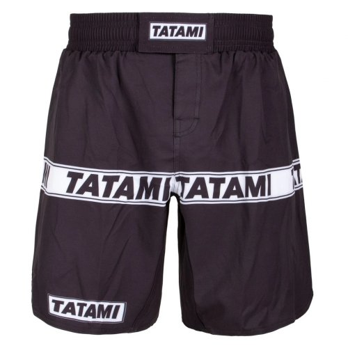 Tatami Fightwear Grapple Fit Shorts Dweller Schwarz