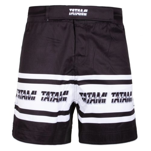 Tatami Fightwear No Gi Fight Shorts Burnout