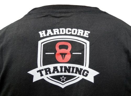 Thowdown T-Shirt Hardcore Training