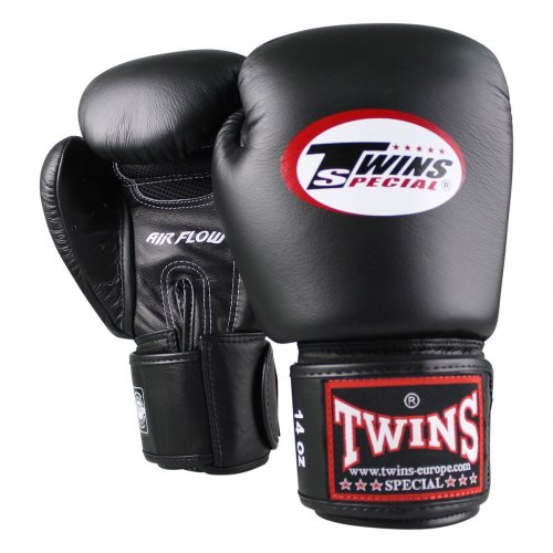 Twins Boxing Gloves BGVL 3 BGVL 3 Air Black