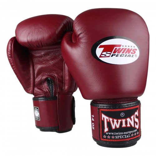 Twins Boxing Gloves BGVL 3 Weinrot