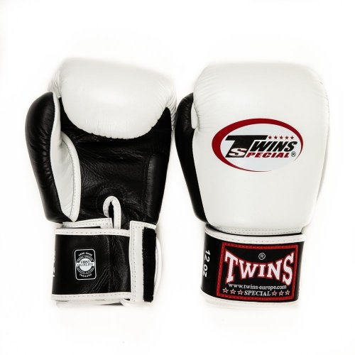 Twins Boxing Gloves BGVL 3 White/Black