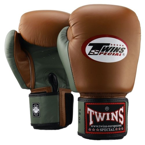 Twins Boxing Gloves BGVL 3 Retro/Military