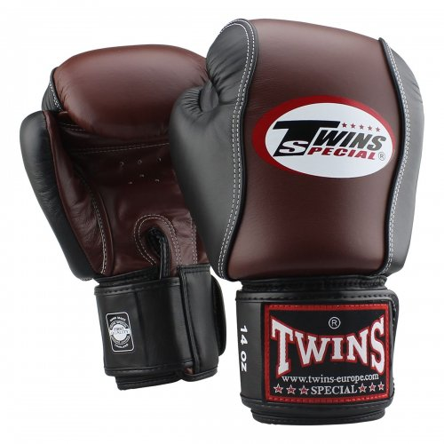 Twins Boxing Gloves BGVL 7 Retro/Black