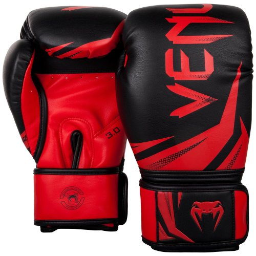 Venum Boxing Gloves Challenger 3.0 Black/Red