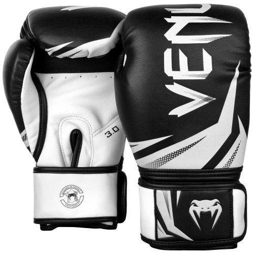 Venum Boxing Gloves Challenger 3.0 Black/White