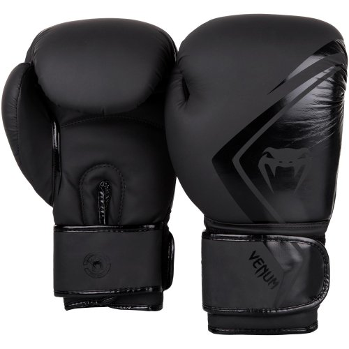 Venum Boxing Gloves Contender 2.0 Black/Black