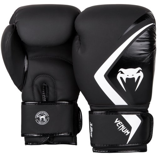 Venum Boxing Gloves Contender 2.0 Black/White
