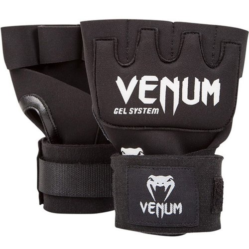 Venum Gel Hand Wraps Kontact Black/White