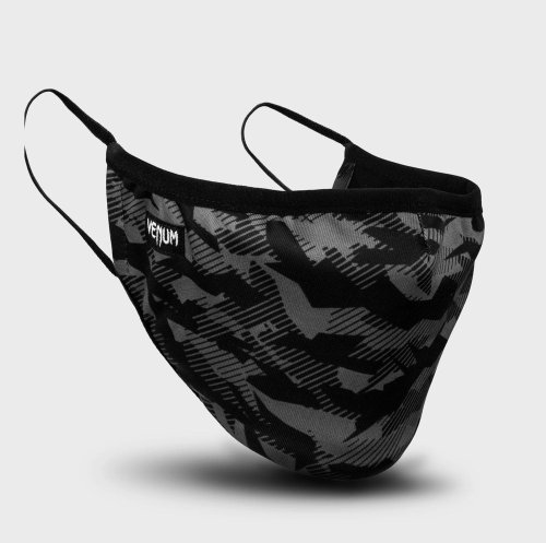 Venum Face Mask Laser Dark Camo