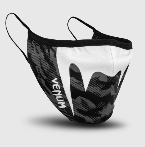 Venum Face Mask Giant Black/Camo