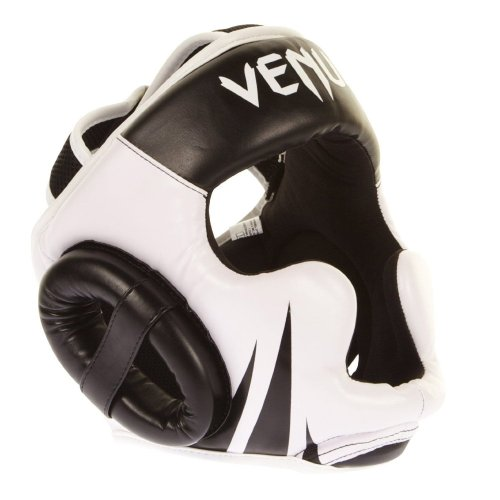 Venum Head Guard Challenger 2.0 Black/White