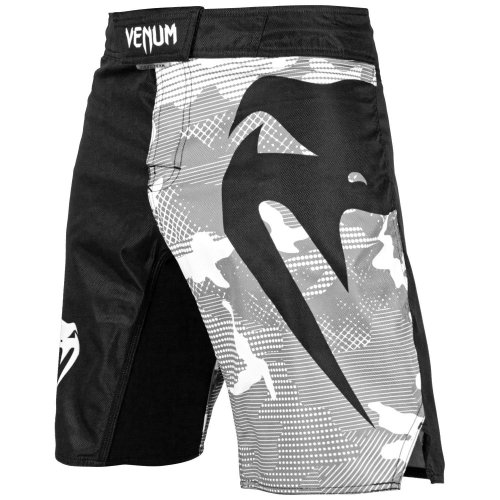 Venum MMA Fight Shorts Light 3.0 - Weiß Camo