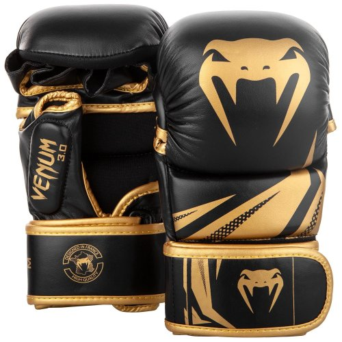 Venum MMA Sparring Gloves Challenger Black/Gold