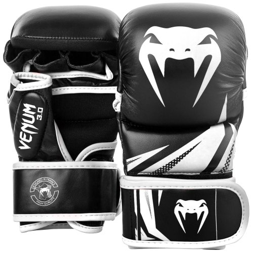 Venum MMA Sparring Gloves Challenger Black/White