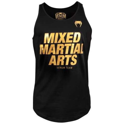 Venum Tank Top MMA VT Black/Gold