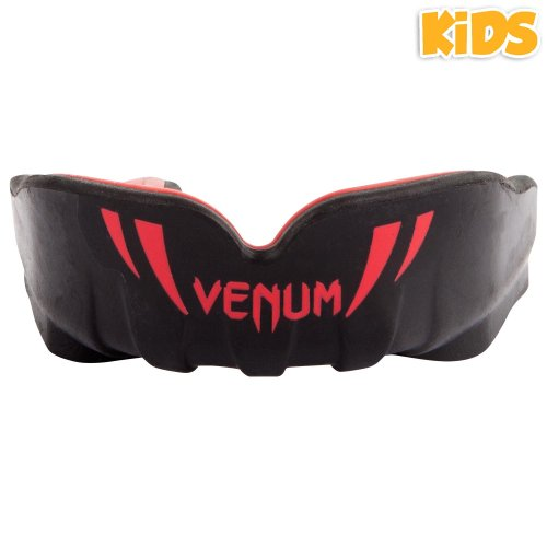 Venum Kids Mouth Guard Challenger Black/Red