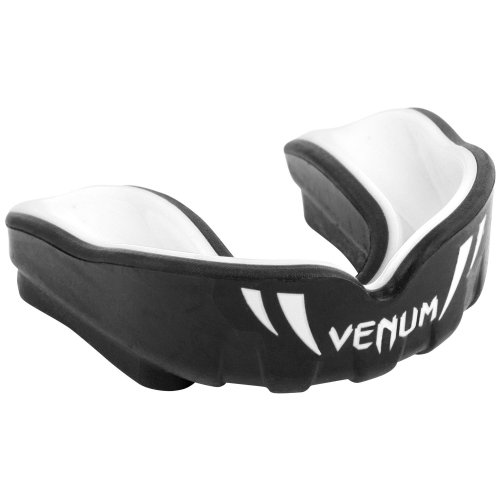 Venum Kids Mouth Guard Challenger Black/White