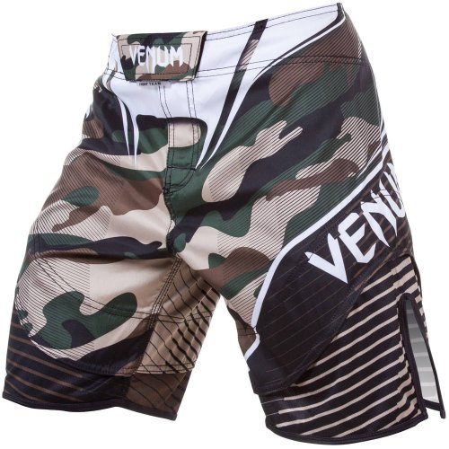 Venum MMA Fight Shorts Hero Camouflage
