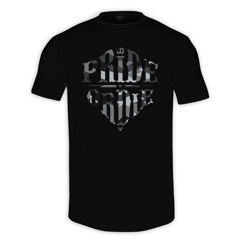 Pride or Die T-Shirt Reckless Urban Camo