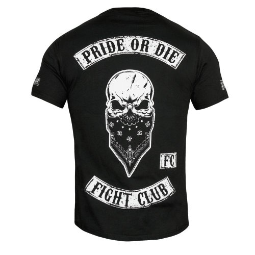 Pride or Die T-Shirt Fight Club
