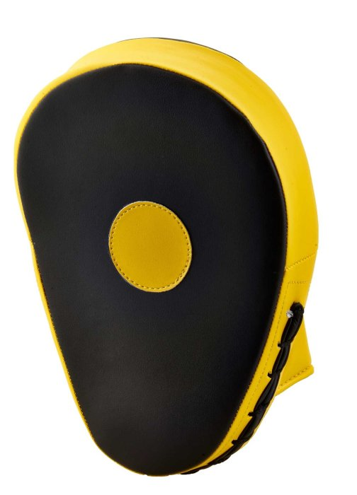 Ju-Sports Focus Pads curved Black/Yellow