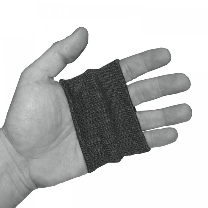 Dynamix Athletics Gel Knuckle Guards Knöchelschutz - Schwarz