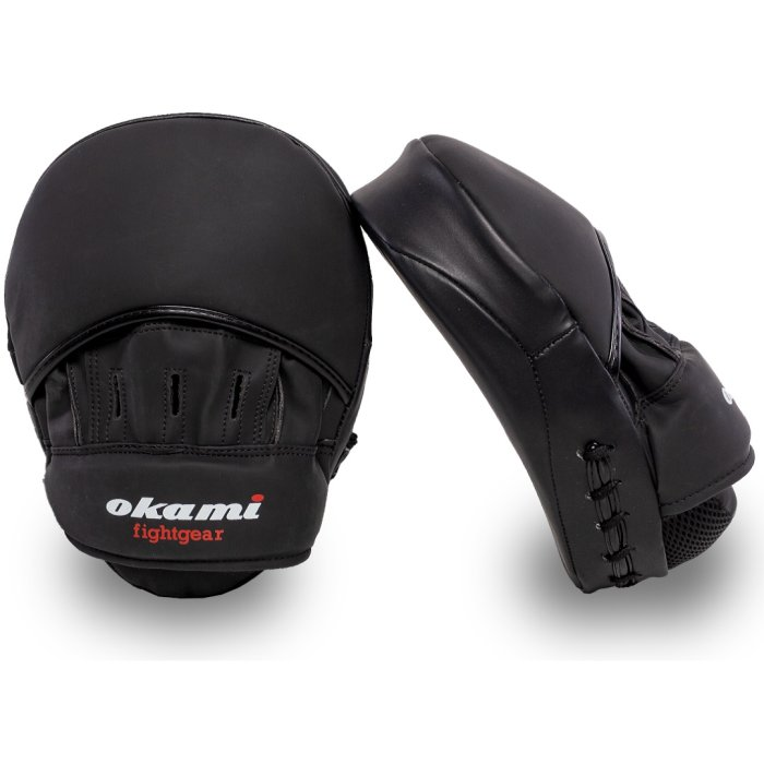 Okami Fightgear Focus Pads Impact Focus Punch Mitts 3.0