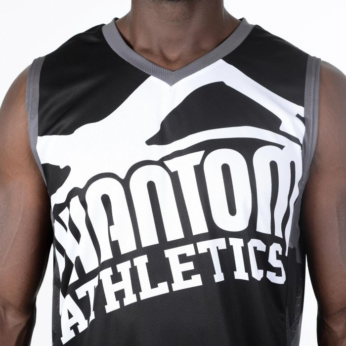 Phantom Athletics Tank Top EVO - Black/Camo