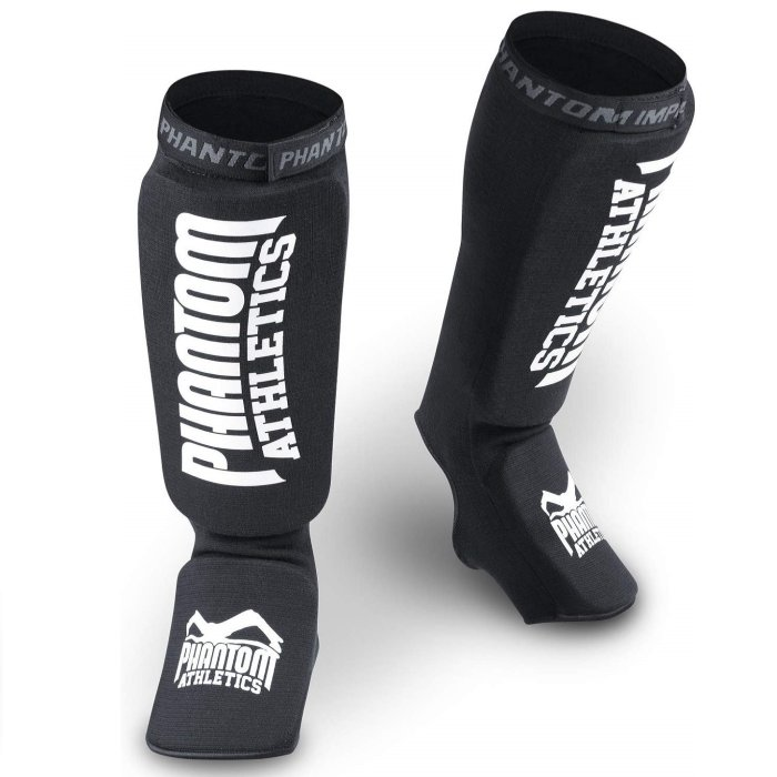 Phantom Athletics Shin Guards Impact - Black