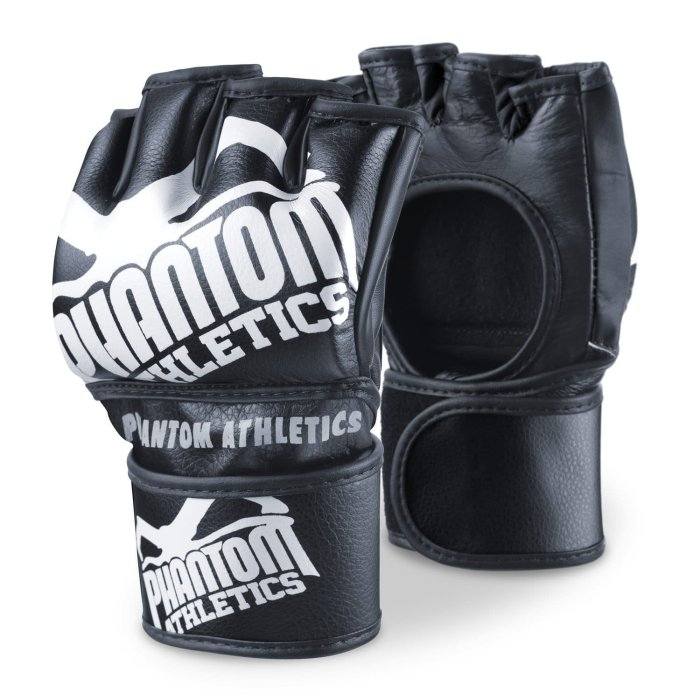 Phantom Athletics MMA Gloves Blackout