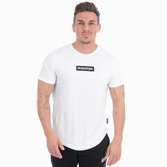 Phantom Athletics T-Shirt Zero - Weiß