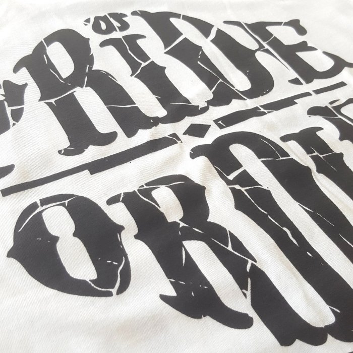 Pride or Die T-Shirt Reckless Shatered