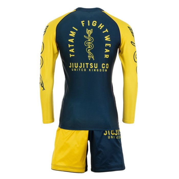 Tatami Fightwear Grappling Fight Shorts Supply Co Navy